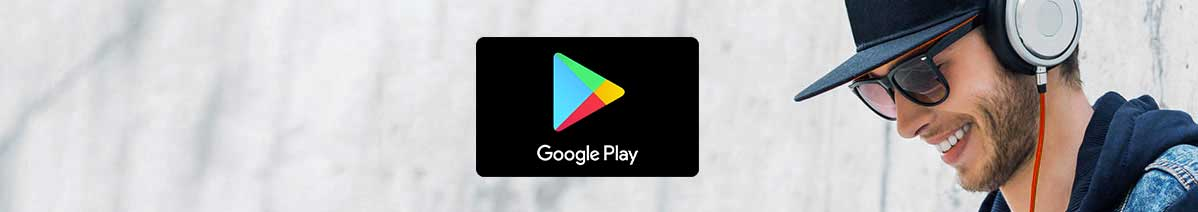 Recharge Carte Google Play